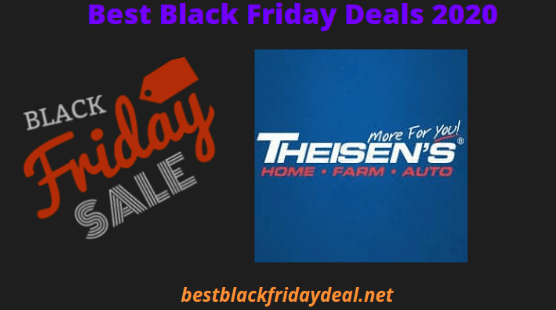 Theisens black friday 2020