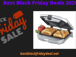 Toaster Maker black friday 2020