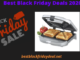 Toaster Maker black friday 2020