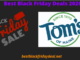 Tom's Black Friday Deals 2020