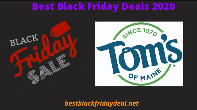 Tom's Black Friday Deals 2020