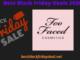Too Faced Black Friday 2020