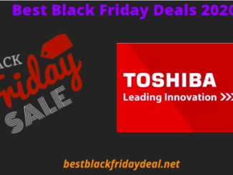 Toshiba Black Friday Deals 2020