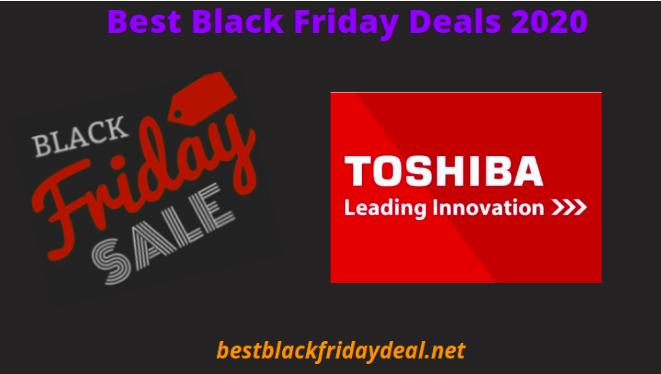 Toshiba Black Friday Deals 2020