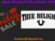 True religion Black Friday 2020