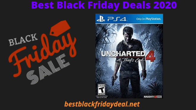 Uncharted Black Friday 2020