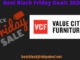 Value City Furniture Black Friday 2020