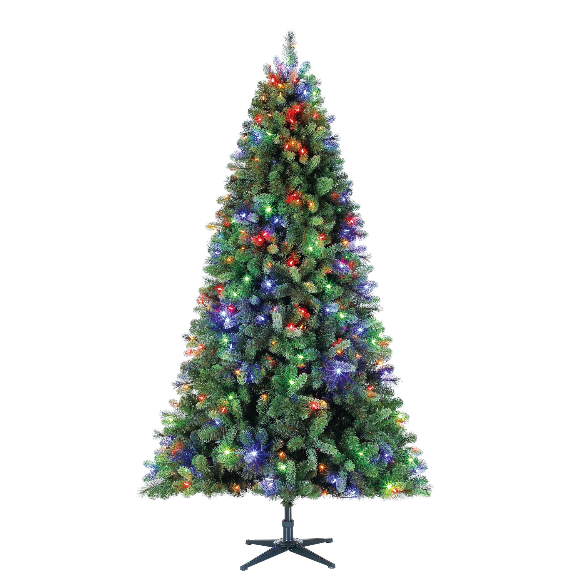 Walmart Norwich 7.5' Pre-Lit LED TreeBlack Friday Deal