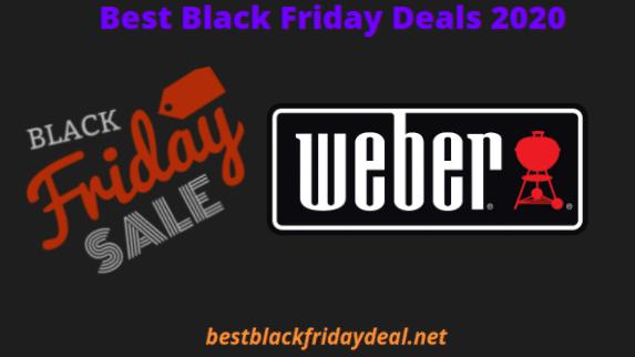 Weber Black Friday 2020