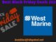 West Marine Black Friday 2020