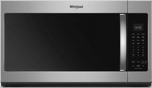 Whirlpool 1.9-cu ft Over-the-Range Microwave