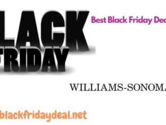 Williams Sonoma Black Friday Deals 2020