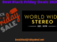 World Wide Stereo Black Friday 2020