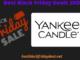 Yankee Candle black Friday 2020
