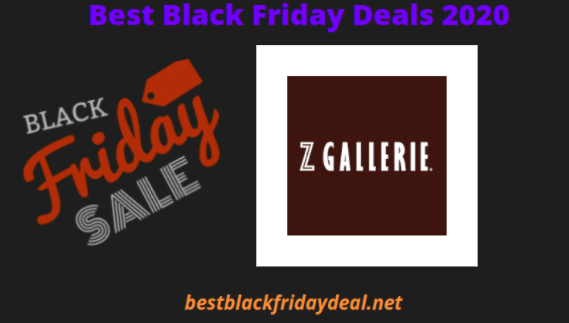 Z Gallerie Black Friday 2020