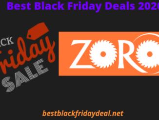Zoro Black Friday 2020