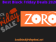 Zoro Black Friday 2020