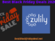 Zulily Black Friday 2020