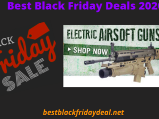 airsoft rifles black friday 2020