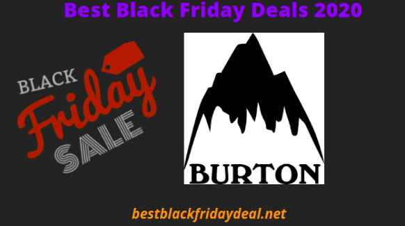 burton black friday 2020
