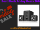 computer speaker black friday 2020