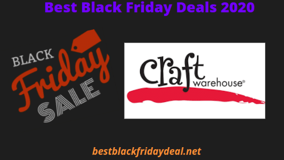 craft warehouse black friday sale 2020