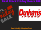 dunham's sports black friday 2020
