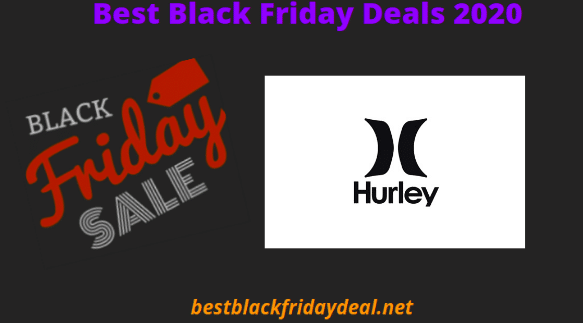 hurley black friday 2020