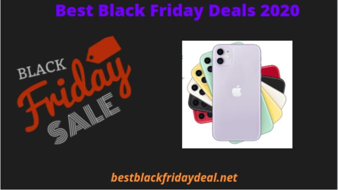iPhone Black Friday 2020 Deals
