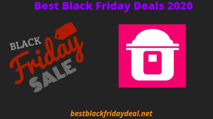 instant pot black friday 2020 deals
