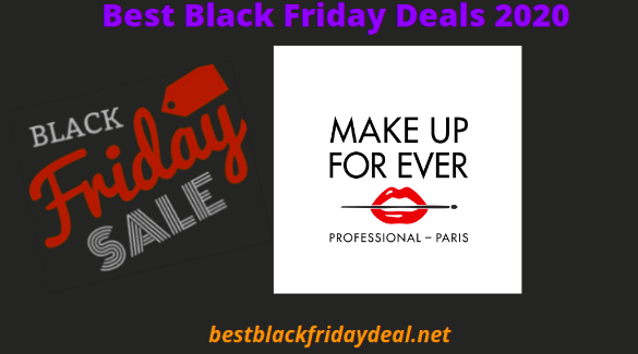 makeup forever black friday 2020