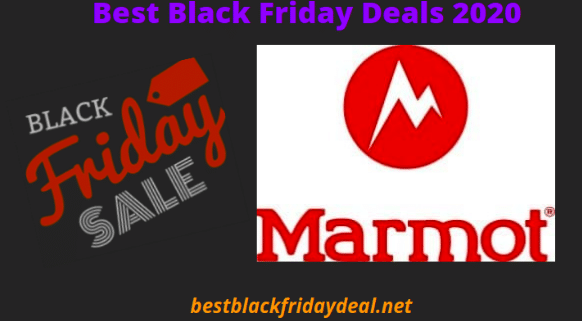marmot black friday 2020