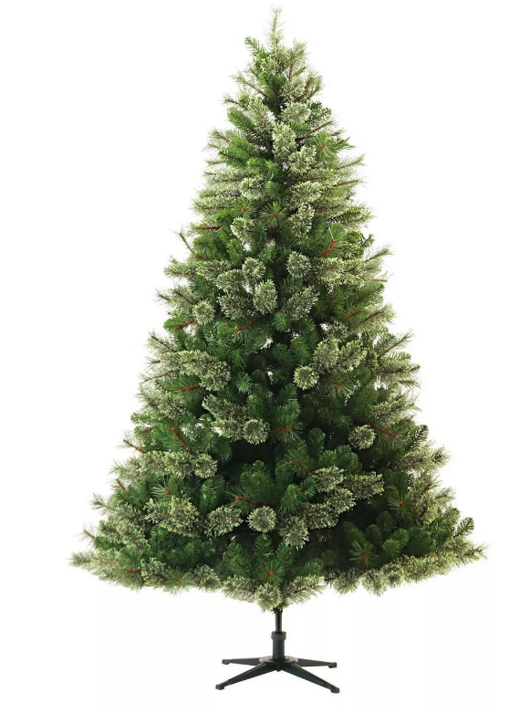 Target 7.5ft Unlit Full Artificial Christmas Tree Virginia Pine Black Friday Deals