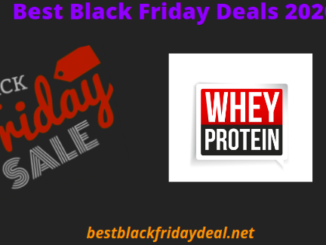 whey protein black friday 2020