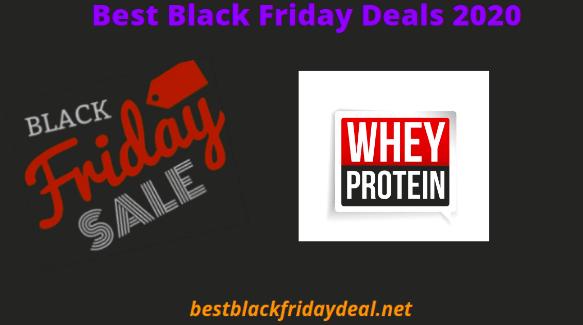 whey protein black friday 2020