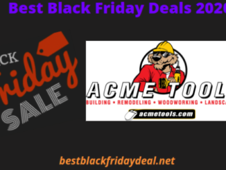 Acme Tools Black friday 2020