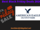 American Eagle Black Friday 2020