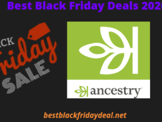 Ancestry Black Friday 2020