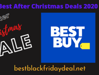 Best Buy After Christmas Sale 2020