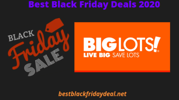 Big Lots Black Friday 2020