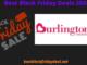 Burlington Black Friday 2020