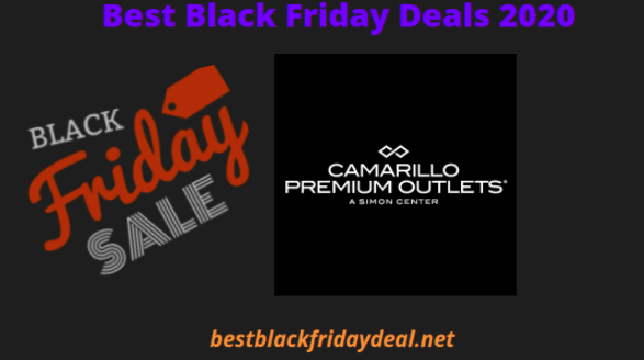 Camarillo Premium Outlets Black friday 2020