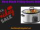 Crock Pot Black Friday Deals 2020