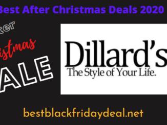 Dillards After Christmas Deals 2020