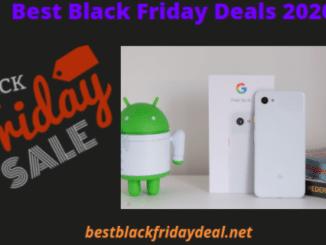 Google Pixel 3a Black Friday 2020