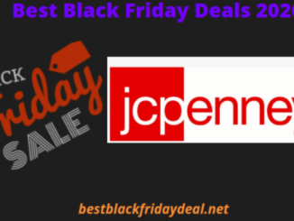JCPenney Black Friday 2020