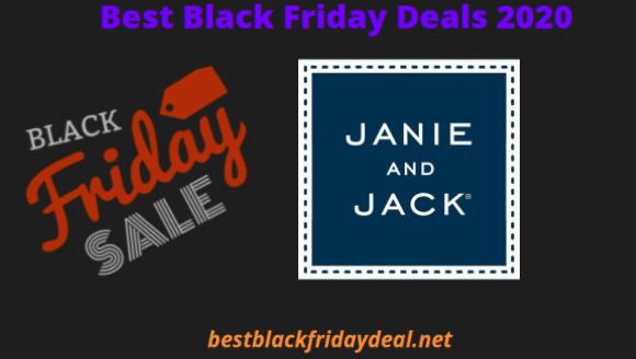 Janie and Jack Black Friday 2020
