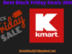 KMart Black Friday 2020
