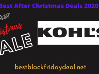 Kohls After Christmas Deals 2020