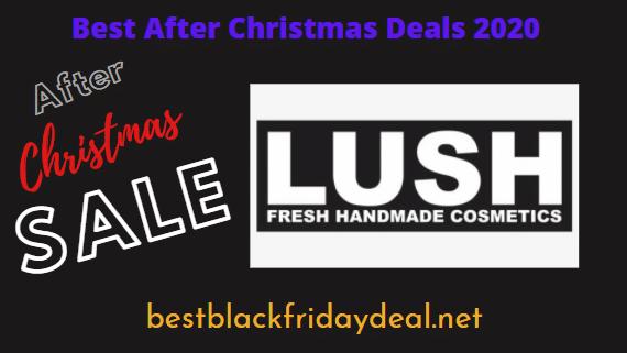 Lush After Christmas Sale 2020
